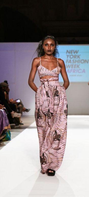 Asikere Afana New York Fashion Week Africa 4