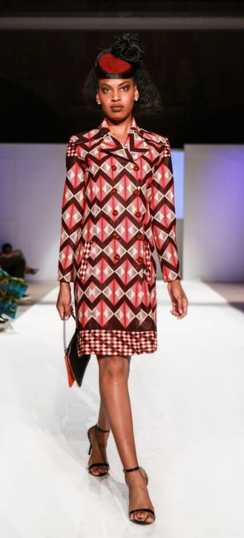 Dahil Republic of Couture New York Fashion Week Africa 4