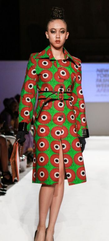 Dahil Republic of Couture New York Fashion Week Africa 9