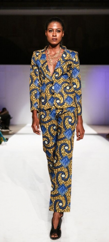 Dahil Republic of Couture New York Fashion Week Africa 8