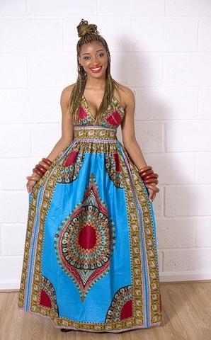 Grass-Fields Atollo Dress