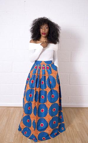 Grass-Fields Ello Maxi Skirt