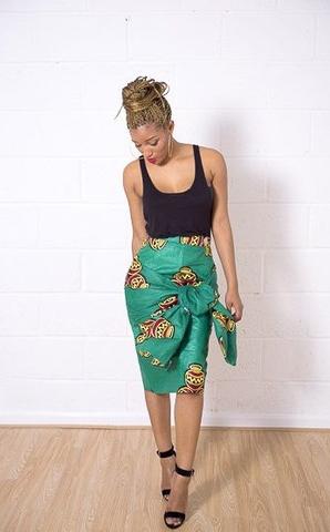 Grass-Fields Obili Skirt