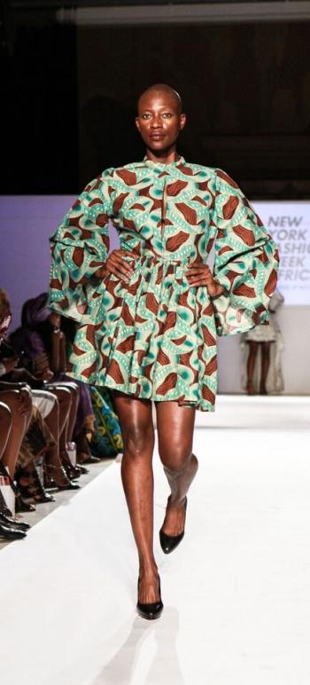 House of Mucha New York Fashion Week Africa 4