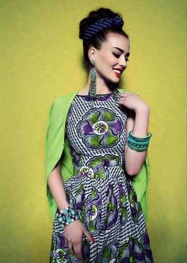 Lena Hoschek Ss15 Collection Hot Mama Africa
