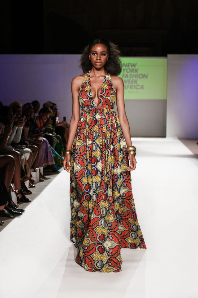 Africa Fashion Week New York 2015 Frolicious