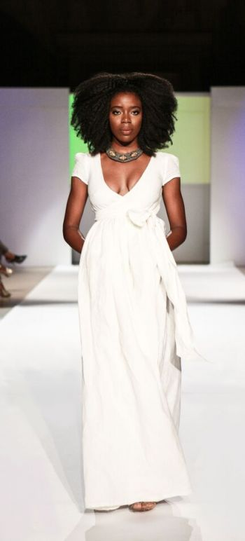 Onyii and Co New York Fashion Week Africa 1