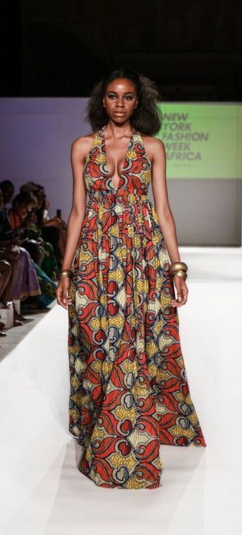 Onyii and Co New York Fashion Week Africa 14
