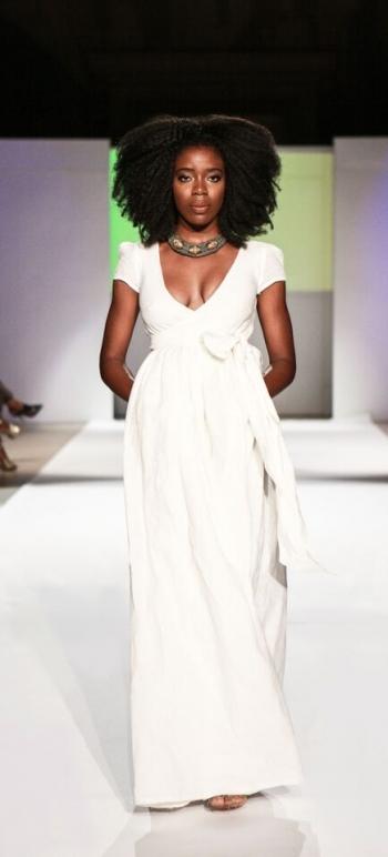 Onyii and Co New York Fashion Week Africa 1