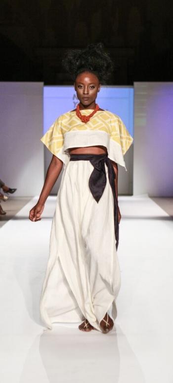 Onyii and Co New York Fashion Week Africa 4