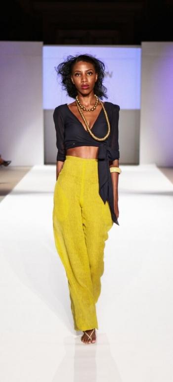 Onyii and Co New York Fashion Week Africa 5