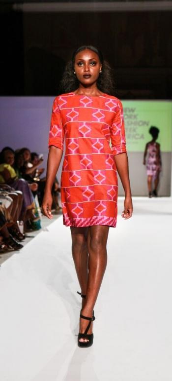 Osei-Duro New York Fashion Week Africa 10