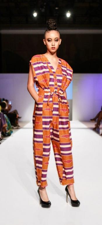 Osei-Duro New York Fashion Week Africa 9