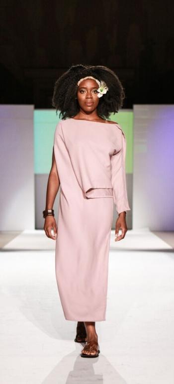 Sakia Lek New York Fashion Week Africa 9