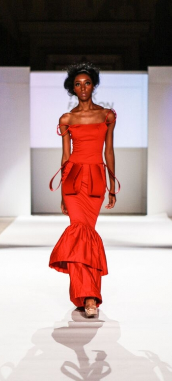 Sarfo of Styles New York Fashion Week Africa 13