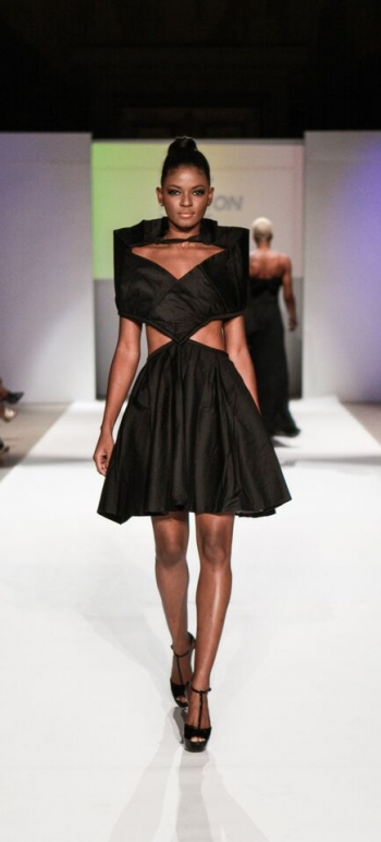 Sarfo of Styles New York Fashion Week Africa 7