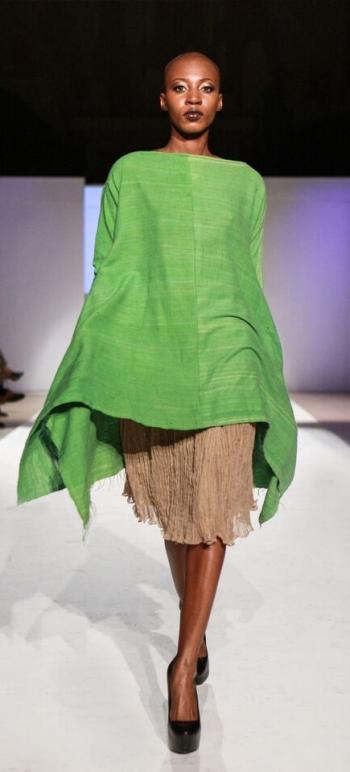 Yefikir New York Fashion Week Africa 11