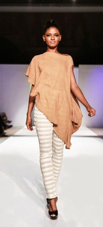Yefikir New York Fashion Week Africa 14