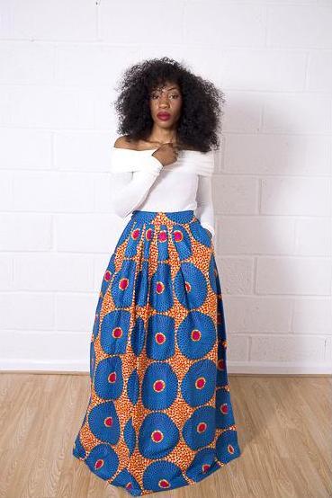 Grass-Fields_Ello Maxi Skirt