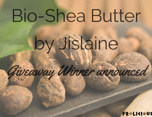 Raw Shea Butter Giveaway