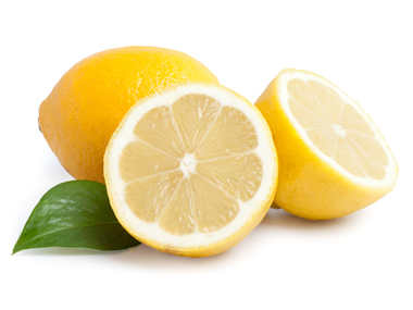 Get to rid of Dandruff_Lemon