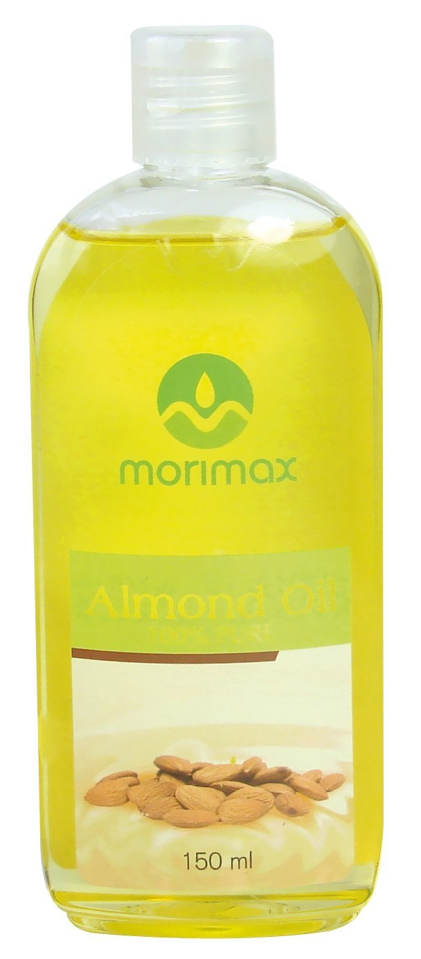 Natural Hair Starter Kit-Morimax Oils Giveaway_Almond Oil