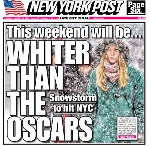 weisse Oscar