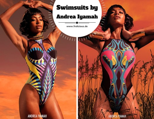 Swimsuit Collection by Andrea Iyamah