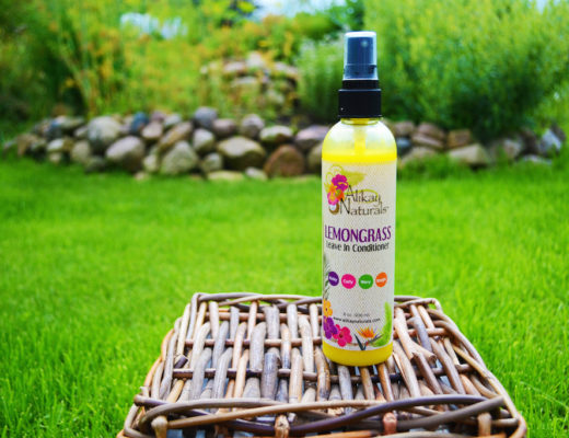 Lemongrass Leave-In Conditioner - Lemongrass Leave in Conditioner von Alikay Naturaös