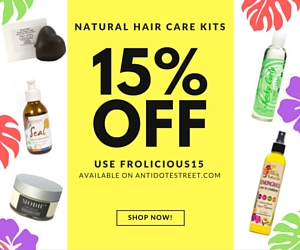 Natural Hair Care Kits