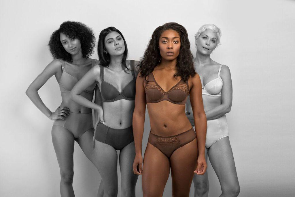 beingu Skin Tone Lingerie -Nude Unterwäsche Für Schwarze Frauen