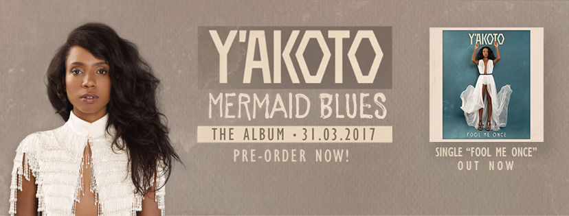 Yakoto New Album Mermaid Blues Facebook