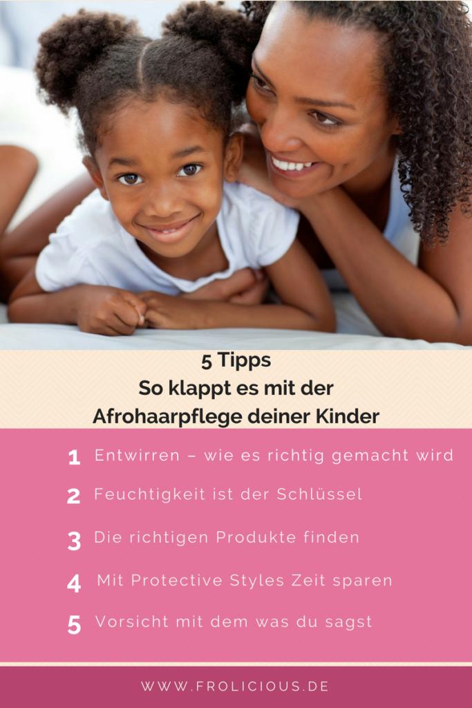 Afrohaarpflege deiner Kinder Kopie