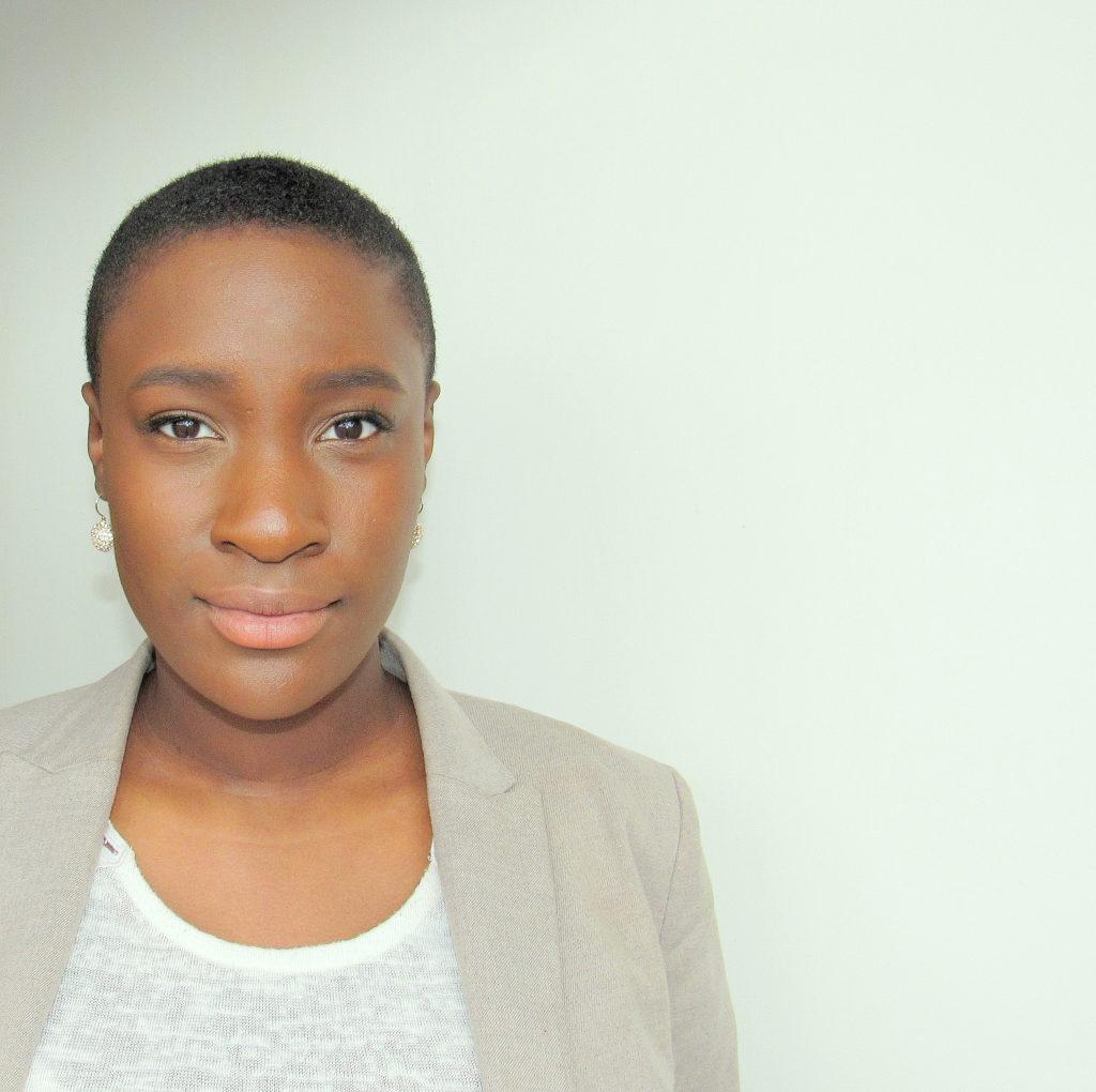 Frolicious Beauty Anne-Tso Tchissambou