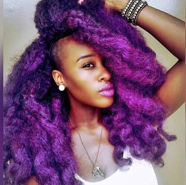 BiancaLaShawn, Crochet Braids - natural hairstyles