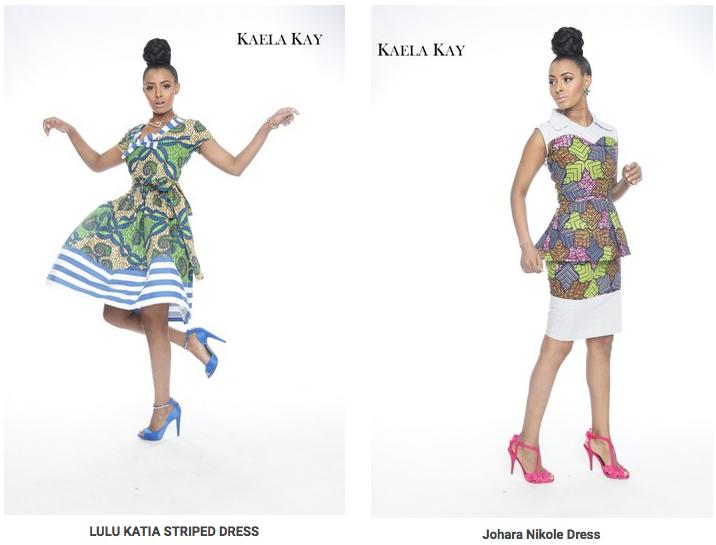 Kaela Kay SS15 Collection