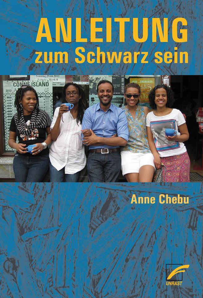 Cover-Anleitung zum Schwarz sein