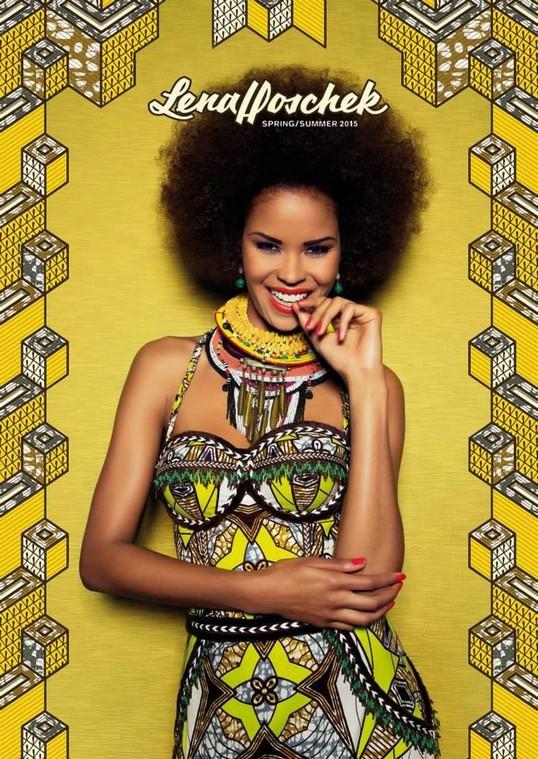 Lena Hoschek - Hot Mama Africa 1