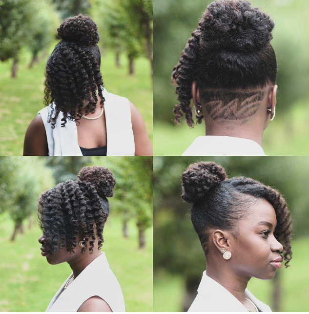 How 7 Natural Hairstyles Give You Live This Summer