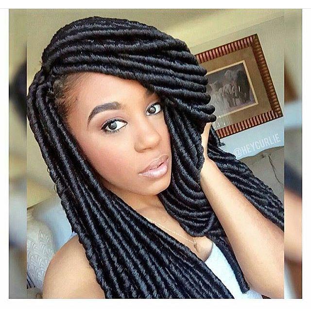 Heycurlie - Fauxlocs - natural hairstyles