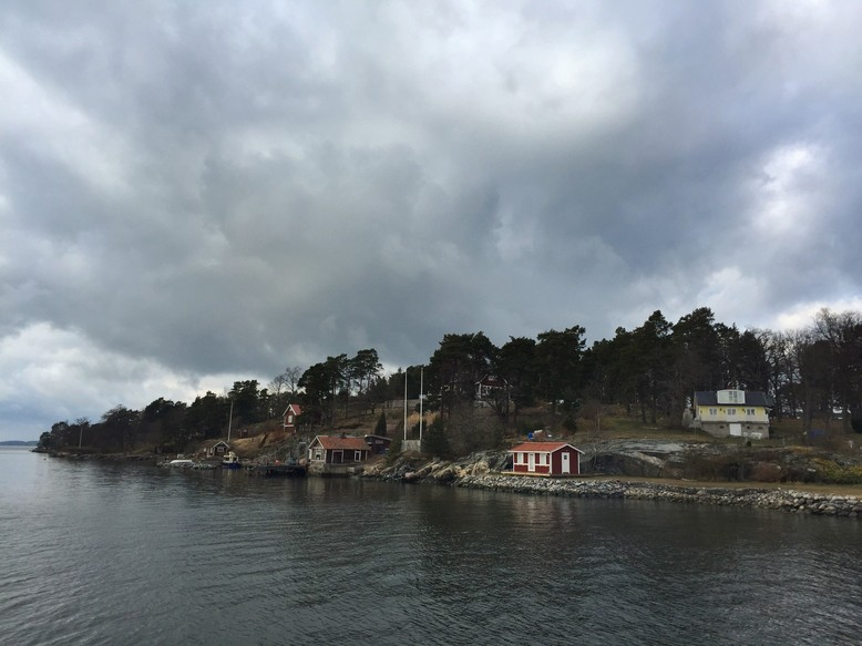 Ostern in Stockholm_Cruise through the archipelago