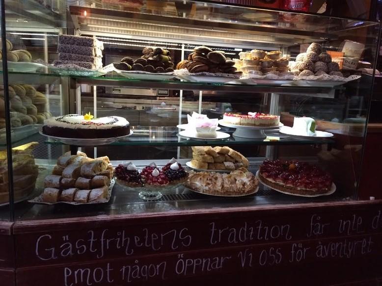 Cafe Schweizer Konditori, Stockholm