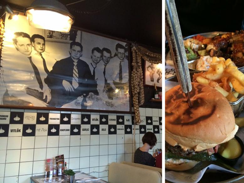 Ostern in Stockholm_Restaurant: Garlic & Shots in Södermalm