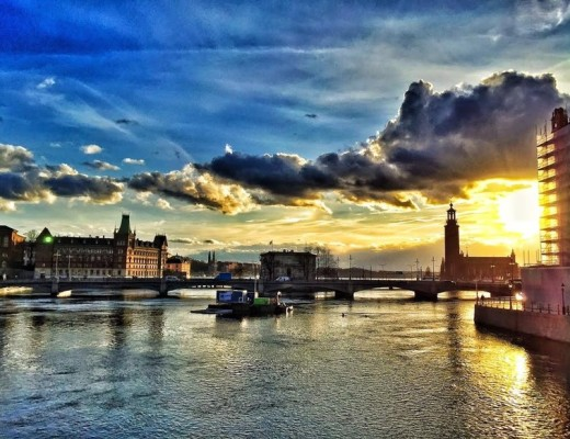 Ostern in Stockholm_Stockholm's Gamla Stan